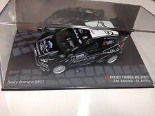 DIECAST IXO 1:43 FORD FIESTA RS WRC LATVALA RALLY FRANCE 2011 MODEL CAR SCALE