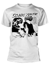 Sonic Youth 'Goo Album Cover' (White) T-Shirt - NEW & OFFICIAL!