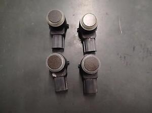 08 09 10 11 12 13 14 15 16 17 ENCLAVE: Rear Bumper Park Assist Sensors Set of 4
