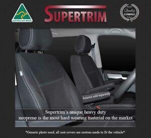 Seat Cover fits RENAULT MASTER Front (FB) 100% Waterproof Premium Neoprene