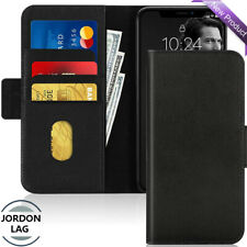 Fyy Iphone 11 Pro Max Case, [Cowhide Genuine Leather][RFID Blocking] Flip Phone