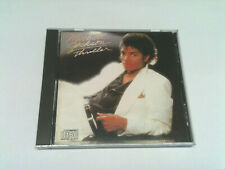 Michael Jackson - THRILLER - made in Japan CD Album © 1982/8? #CDEPC 85930