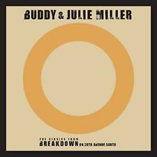 "Buddy And Julie Miller - Till The Stardust Comes Apart/You Make M (NEW 7"" VINYL)"
