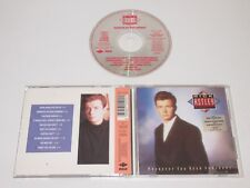 RICK ASTLEY/WHENEVER YOU NEED SOMEBODY(RCA PD 71529) CD ALBUM