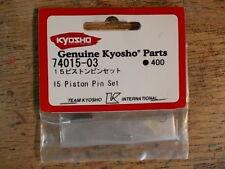 74015-03 .15 Piston Pin Set - Kyosho GX15 GX-15 Nitro Engine