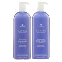 Alterna Caviar Anti-aging Bond Repair Shampoo / Conditioner, 33.8 oz - YOU CHOOS