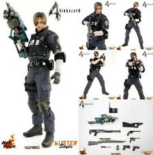 Hot Toys Resident Evil 4 Biohazard R.P.D Version