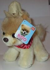 GUND Itty Bitty Boo Cowboy Hat/Bandana Costume #016~Plush Toy Stuffed Animal NWT