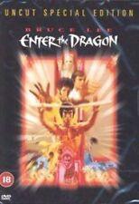 Enter The Dragon Uncut 7321900211215 DVD Region 2 P H