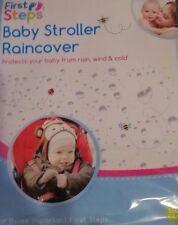 Primi Passi Baby Stroller rain cover-protegge dalla pioggia, vento e freddo Breeze