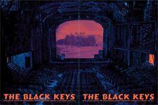 Daniel Danger Black Keys Poster