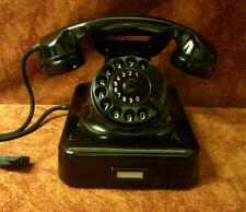 Jubiläum! 30! W48  Telefon Bakelit  1.1991  Manufaktum  Nachbau  Top! WIE NEU!