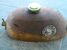 fuel tank gas cap cover repop HONDA ct70 metal tanks z50a z50 fit original tank