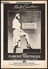 LOVE YA' FLORENCE NIGHTINGALE__Original 1983 Trade AD / poster__MARILYN CHAMBERS