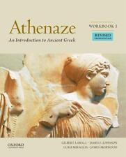 Athenaze, Workbook I: An Introduction to Ancient Greek: 1 by Morwood, James, Law
