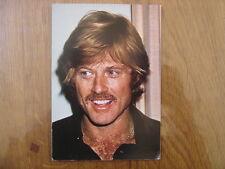 Carte postale Postcard ROBERT REDFORD CINEMA 12 x 17 cm