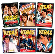 VEGAS : THE COMPLETE SERIES ROBERT URICH NEW SEALED 18-DISC-SET DVD