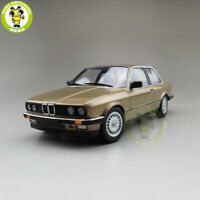 1/18 Minichamps BMW 323i 1982 E30 Diecast Model Car Toys Gifts