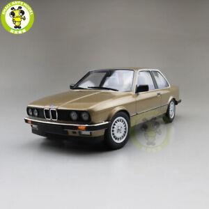 1:18 Minichamps BMW 323i 1982 E30 Diecast Model Car Toys Gifts