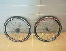 Ruote carbonio roval per bici da corsa professionale