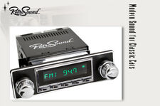 For VW Beetle 1952-57 Vintage Car Radio DAB+ UKW USB Bluetooth Aux