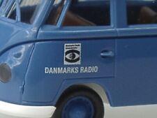"""Brekina VW T1 Kombi """"Danmarks Radio"""" mit Antenne - 31591 - 1:87"""