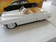 SMITH MILLER 1950 CADILLAC IN WHITE CONV JAPANESE TIN CAR FIFTIES TIN