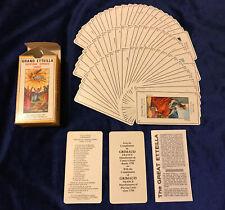 Grand Etteilla Tarot Egyptiens 78 Cartes FR EN # Cartomancie Voyance Divinatoire