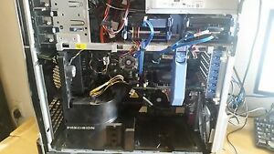 Dell Precision T7500 Xeon X5550 2.6GHZ/ 16GB Ram/ 2TB HDD, DVDRW TOWER