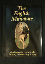 """Collectors' Reference """"THE ENGLISH MINIATURE"""", Murdock Murrell Nolen & Strong."""