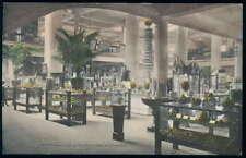 Postcard Los Angeles Ca Chamber Of Commerce Exhibit #4