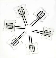 Rug Settlers Rug Holders Secure a Rug Over a Rug Anti Slip Pins pack of 6 Runner