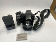 Nikon COOLPIX P100 Digital Camera - Black With Battery/charger