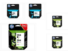 Original HP 304 / 304xl Druckerpatronen  DeskJet 2620 2630 3720 Envy 5010 5020