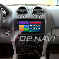 9'' Android 6.0 Car DVD Player For Benz ML/GL W164 2005-2012 Navigation Stereo