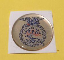 """FFA Future Farmers of America Full Color 2"""" Inch Epoxy Dome Car Decal Sticker"""