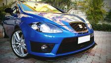 Seat Leon Cupra MK II 2 PARE CHOC AVANT BAS Bague COUPE SPOILER MENTON jupe