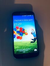 Samsung Galaxy S4 GT-19500 16GB Blue Arctic (Unlocked) Smartphone Wi-fi 3G 13 MP