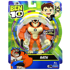 "Rath Ben 10 Action Figure 5.5"""