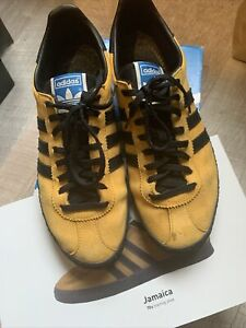 Adidas Jamaica size 8.5 In OG box Some Marks Due To Age Island Series