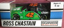 ROSS CHASTAIN, 1/64 2021 CAMARO ZL1, #42, CLOVER,  FREE SHIPPING