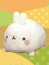 NEW Molang Lying Nesoberi White Large DX Stuffed Plush 37cm SS8771 US Seller