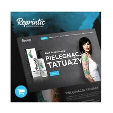 Reprintic Genuine Tattoo Care - Color Protect Cream 100ml