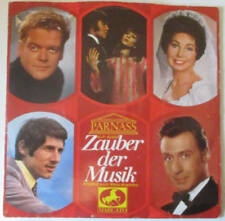 "7"" Vinyl Werbung ""Zauber der Musik"" Parnass"