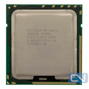 Intel Xeon X5675 SLBYL 6 Core 3.06 GHz 6.4 GT/s 12 MB LGA 1366 CPU Processor