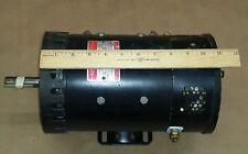 General Electric EM51A DC Motor 3000RPM 24V 140A 4 HP Class H Model 5BC49JB254