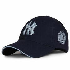 Blue Unisex Men Women Baseball Cap NY Snapback Sport Hip-Hop Sun Hat FREE SHIP