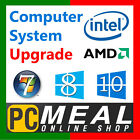 PCMeal Computer System CPU Upgrade to AMD A8 7670K 3.9G Max Radeon R7 Quad Core
