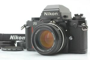 [Rare N MINT SN 200xxxx] Nikon F3 HP Film camera Late AIS 50mm F1.4 Lens JAPAN