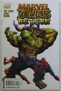 Marvel Zombies Return #5 (Nov 2009, Marvel), MT condition, Suydam cover art